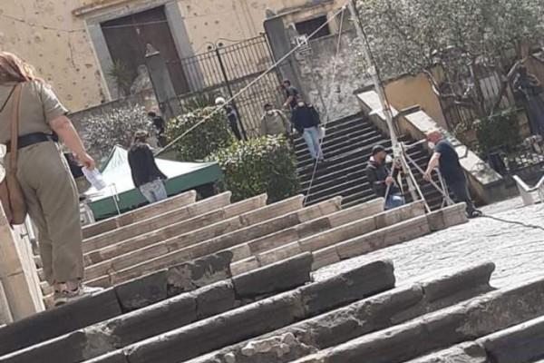Palma Campania, primo ciak in città per la fiction 'Mare Fuori 2'