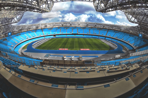 Napoli-Juve è già iniziata: al 'Maradona' un match tutto da vivere