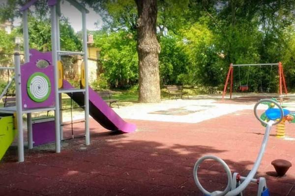 San Paolo Bel Sito, presto un parco giochi in località Montesano