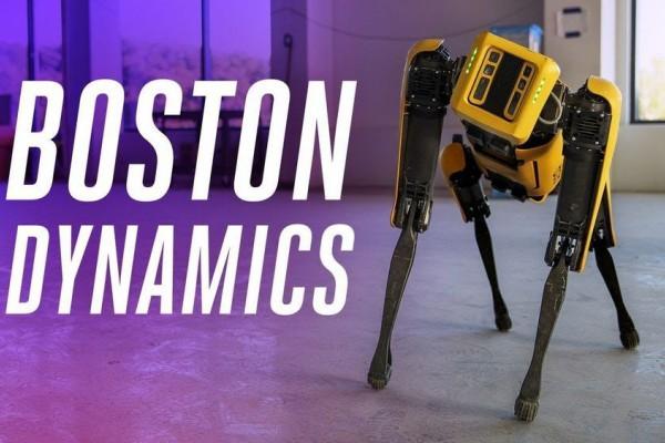 Atlas e Spot: i più avanzati robot odierni