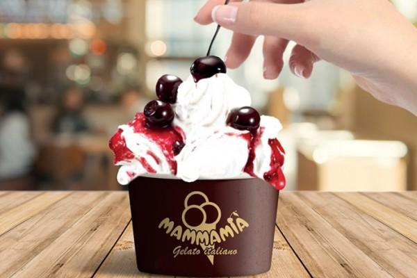 Palma Campania, il gelato 'Mammamia' delizierà gli avventori al Parco delle Nuvole