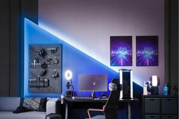 IKEA e ASUS ROG hanno presentato una collezione di mobili da Gaming