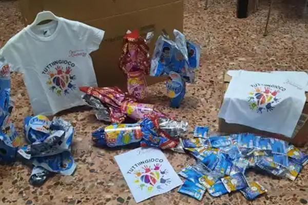 Palma Campania, l'associazione Mariposa raccoglie fondi per donare gioia e sorrisi ai bambini meno fortunati