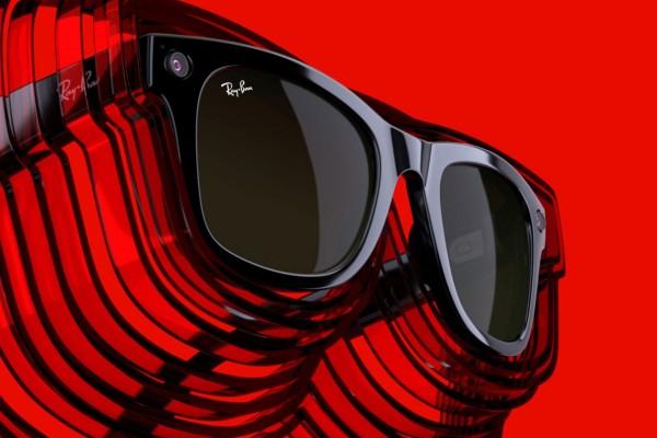 Ecco i nuovi occhiali di Facebook e RayBan