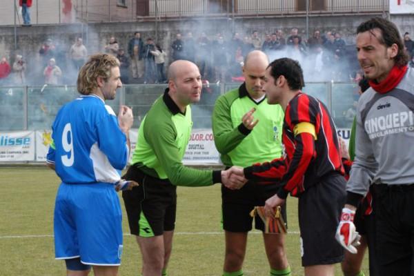 FATTI ROSSONERI: Campionato C2 2003/2004, quando i rossoneri riconquistarono la vetta in solitario
