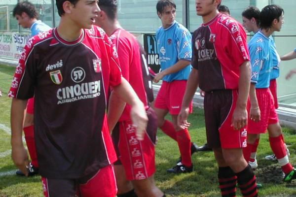 FATTI ROSSONERI: Vice campioni d'Italia, allievi semiprofessionisti, under 17, campionato 2002/2003