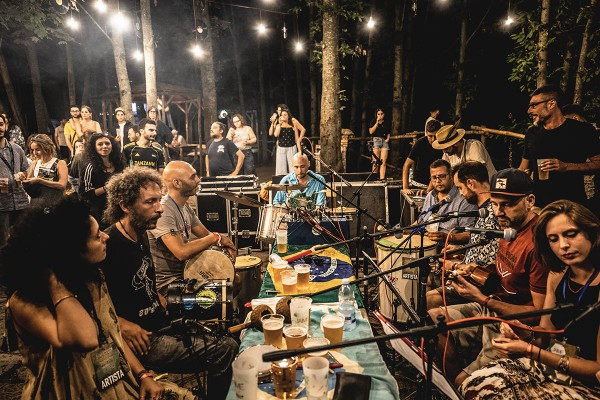 Into the Wild: tre giorni in Pineta col Tribucstock Festival
