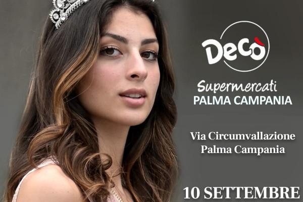 Palma Campania si fa bella con Miss Vesuvio