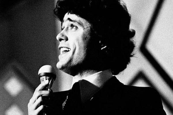 Musica in lutto: addio a Gianni Nazzaro