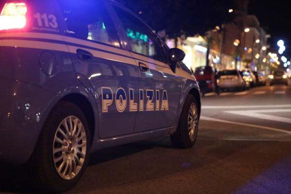 Polizia, un uomo fermato per tentato omicidio