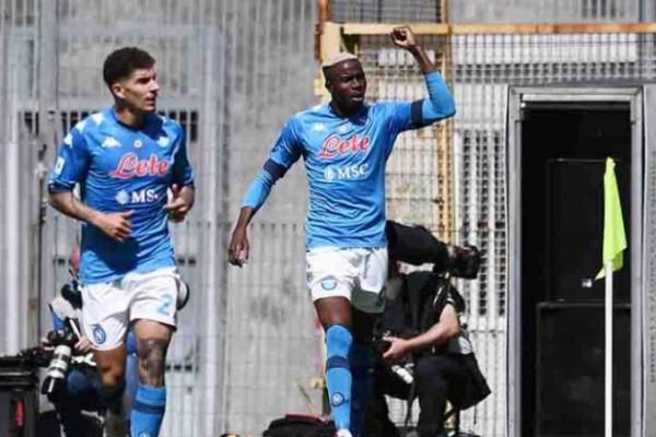 Osimhen mette il turbo al Napoli: gli azzurri puntano al secondo posto