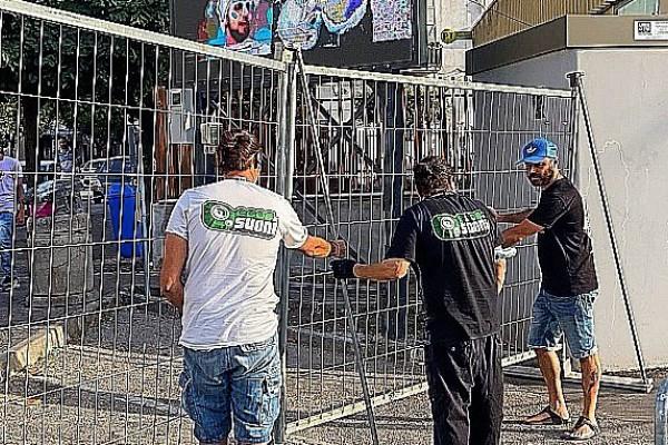 PALMA CAMPANIA: ECOSUONI, DECOLLANO I PREPARATIVI IN PIAZZA MERCATO