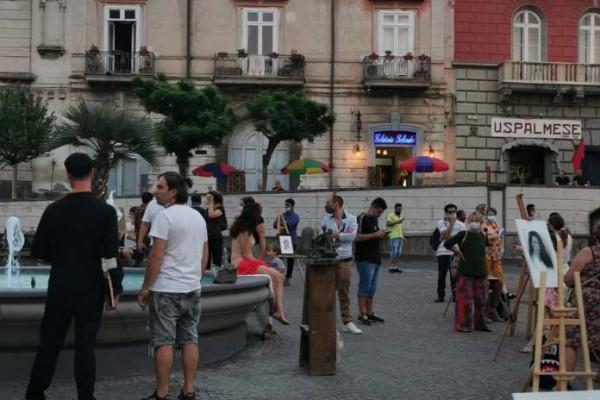 Palma Campania, i vincitori dell'estemporanea di pittura