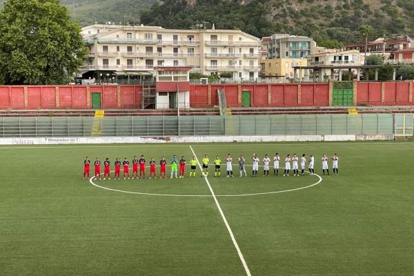 COPPA ITALIA: Palmese - Ottaviano 3-0 (FINALE)