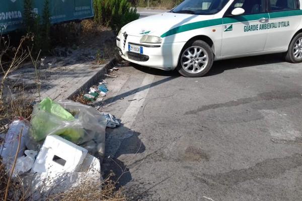 Palma Campania, estate di controlli senza sosta per le Guardie Ambientali