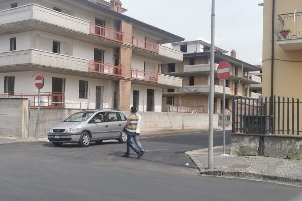 A Palma Campania aperta via Pasquale Nappi