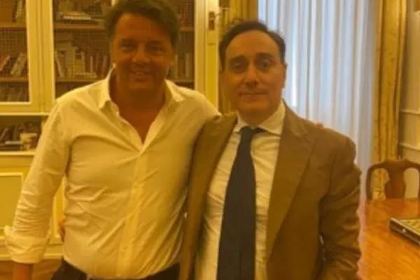 Francesco Iovino aderisce a Italia Viva di Renzi