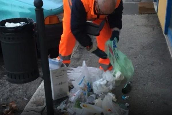 Palma Campania, controlli e multe per i trasgressori della raccolta differenziata